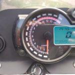 Suzuki GS500E egyedi kilométeróra