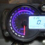 Suzuki GS500E benzinszintmérő kialakítása